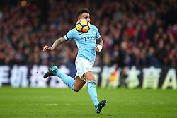 31 December 2017 -  Premier League - Crystal Palace v Manchester City - Nicolas Otamendi of Manchester City - Photo: Marc Atkins/Offside