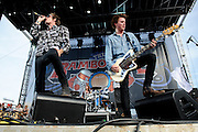 Photos of The Maine performing at The Bamboozle in East Rutherford, NJ on May 1, 2010.