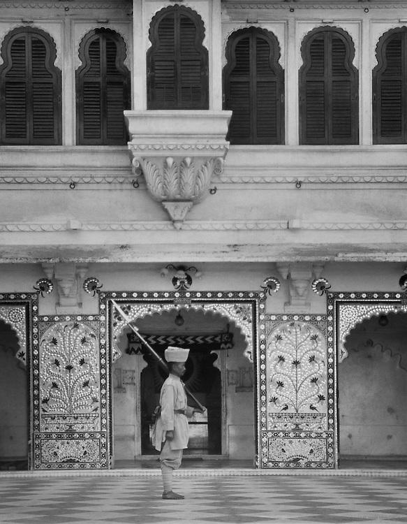 Udaipur Palace, India, 1929