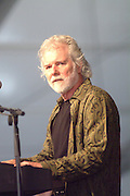 Chuck Leavell at the 2012 New Orleans Jazz and Heritage Festival.