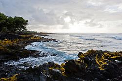 Puna Coast, Big Island, Hawaii