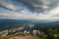 Iron gate, Danube, National Park Djerdab, Serbia
