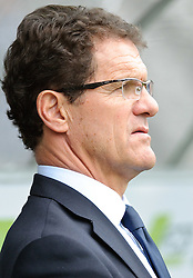 30.05.2010, UPC Arena, Graz, AUT, WM Vorbereitung, Japan vs England, im Bild Fabio Capello, Teamchef England, EXPA Pictures © 2010, PhotoCredit: EXPA/ S. Zangrando / SPORTIDA PHOTO AGENCY