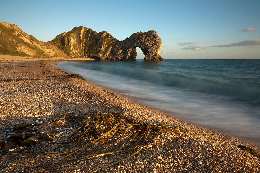 Durdle Door on the Jurassic coast, Dorset, Uk