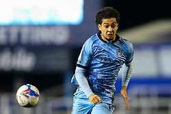 Tyler Walker of Coventry City  - Mandatory by-line: Nick Browning/JMP - 20/11/2020 - FOOTBALL - St Andrews - Birmingham, England - Coventry City v Birmingham City - Sky Bet Championship