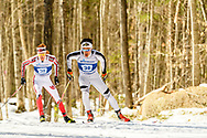 FRANCONIA, NH - MARCH 13: Magnus Boee of the Colorado Buffaloes during the Men's Freestyle Nordic race at the Division I Men's and Women's Skiing Championships held at the Jackson Ski Touring Center on March 13, 2021 in Franconia, New Hampshire. Boee placed first to win the national title. (Photo by Brett Wilhelm/NCAA Photos via Getty Images)