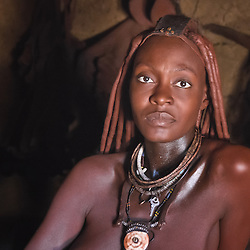 Himba of Namibia