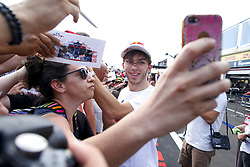 June 21, 2018 - Le Castellet, France - Motorsports: FIA Formula One World Championship 2018, Grand Prix of France, ..#10 Pierre Gasly (FRA, Red Bull Toro Rosso Honda) (Credit Image: © Hoch Zwei via ZUMA Wire)