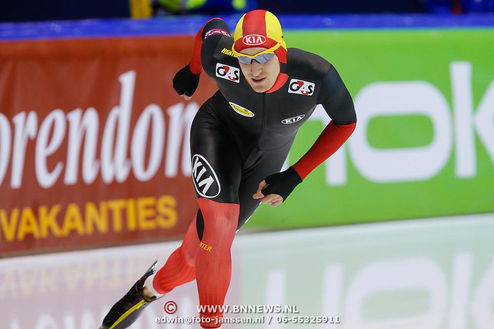 NLD/Heerenveen/20130111 - ISU Europees Kampioenschap Allround schaatsen 2013, 500 meter, Ferre Spruyt