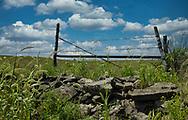 Kansas Flint Hills countryside.