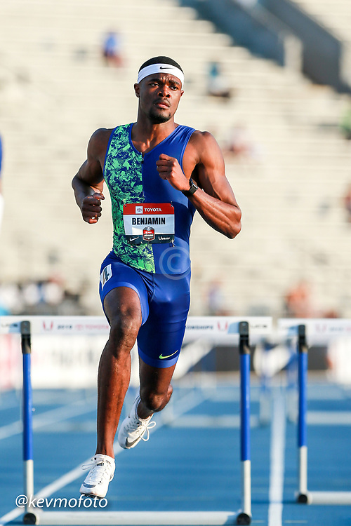 USATF Outdoor Track and Field Championships held at Drake Stadium, Des Moines. IA on July 25-28, 2019<br /> Day 2