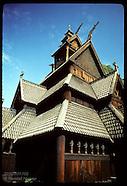 17: GENERAL OSLO STAVE CHURCH