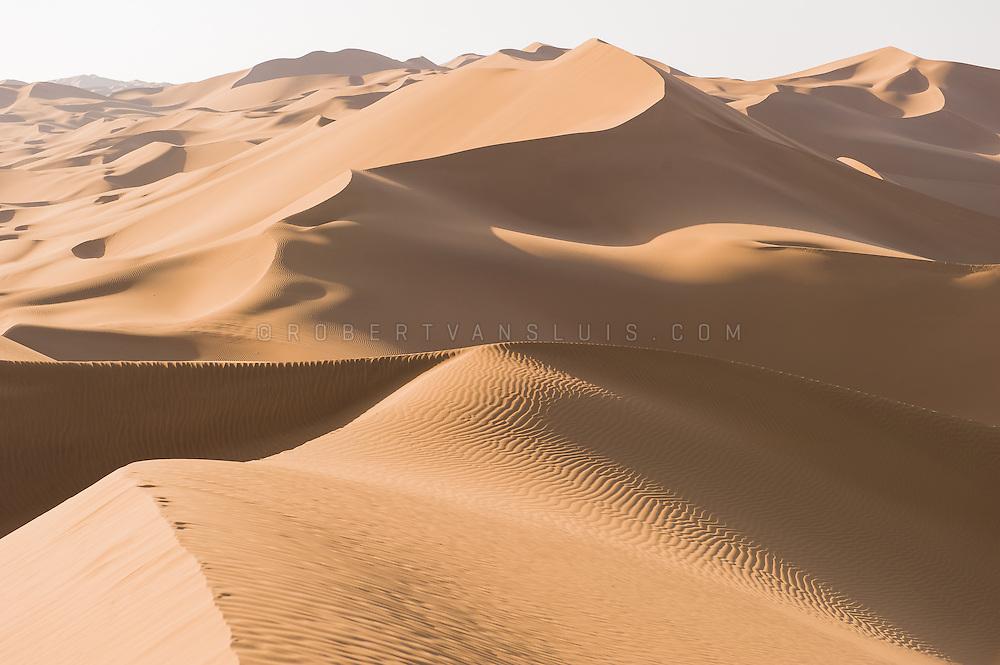 Kumtag Desert, near Shanshan, Xinjiang, China