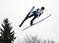 Hopp<br /> FIS World Cup<br /> Bishofshofen Østerrike<br /> 05.01.2013<br /> Foto: Gepa/Digitalsport<br /> NORWAY ONLY<br /> <br /> FIS Weltcup der Herren, Vierschanzen-Tournee, Training und Qualifikation. <br /> Bild zeigt Anders Jacobsen (NOR).