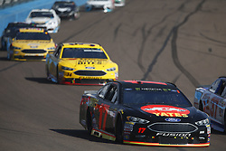 November 12, 2017 - Avondale, Arizona, United States of America - November 12, 2017 - Avondale, Arizona, USA: Ricky Stenhouse Jr (17) battles for position during the Can-Am 500(k) at Phoenix Raceway in Avondale, Arizona. (Credit Image: © Justin R. Noe Asp Inc/ASP via ZUMA Wire)