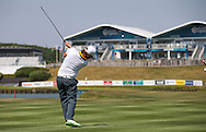 Emiliano Grillo (ARG) during the Pro-Am ahead of the 2015 Alstom Open de France, played at Le Golf National, Saint-Quentin-En-Yvelines, Paris, France. /01/07/2015/. Picture: Golffile | David Lloyd<br /> <br /> All photos usage must carry mandatory copyright credit (© Golffile | David Lloyd)