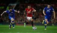 Jesse Lingard of Manchester United in action during the English Premier League match at Old Trafford Stadium, Manchester. Picture date: April 4th 2017. Pic credit should read: Simon Bellis/Sportimage