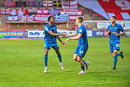 Exeter City v Grimsby Town FC 270421
