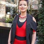 NLD/Amsterdam/20160314 - Perspresentatie Idols 2016, Eva Simons
