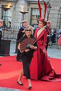 ANOUSKHA WEINBERG, Celebration of the Arts. Royal Academy. Piccadilly. London. 23 May 2012.
