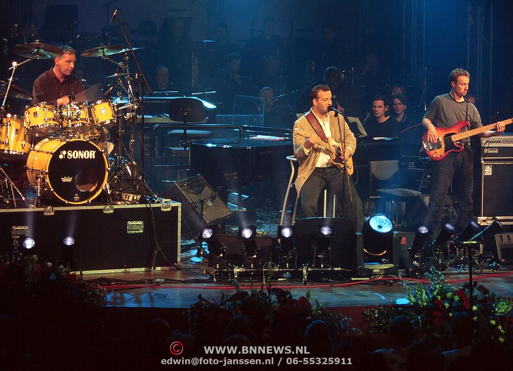 Gala van het Nederlandse lied, optreden BLOF