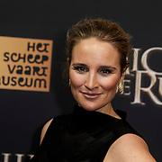 NLD/Amsterdam/20150126 - Premiere Michiel de Ruyter, cast, Lieke van Lexmond