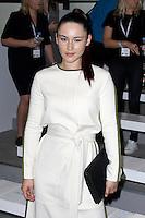 Christina Chong, London Fashion Week SS17 - Jasper Conran, BFC Catwalk Show Space, London UK, 17 September 2016