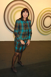 JANET STREET-PORTER at the opening of Frieze Art Fair 2007 held in regent's Park, London on 10th October 2007.<br />