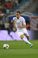 FOOTBALL - FIFA WORLD CUP 2014 - QUALIFYING - SPAIN v FRANCE - 16/10/2012 - PHOTO MANUEL BLONDEAU / AOP PRESS / DPPI - FRANCK RIBERY