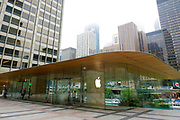 Apple Store, Chicago, Illinois, USA