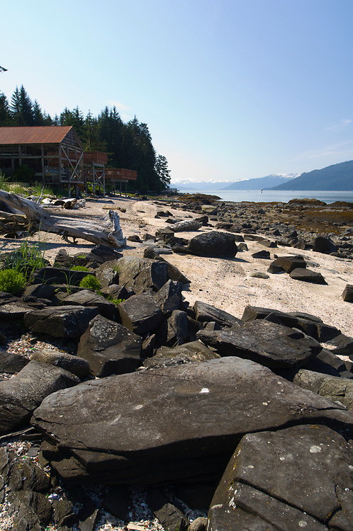 Petroglyph Beach in Wrangell has the highest concentration of petroglyphs in Southeast and has recently been designated a State Historic Park.