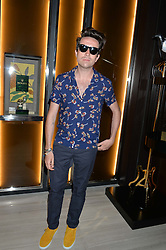 NICK GRIMSHAW at the Watches of Switzerland Flagship Store Launch, 155 Regent Street, London on 17th July 2014.