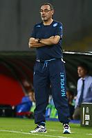 Maurizio Sarri Napoli,<br /> Napoli 17-09-2015 Stadio San Paolo <br /> Football Calcio UEFA Europa League <br /> Fase a gironi Gruppo D, Group stage Group D. Napoli - Brugge.<br /> Foto Cesare Purini / Insidefoto