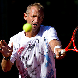 20100920: SLO, Tennis - Austrian Thomas Muster at BMW Ljubljana Open 2010