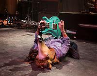 SOJA at the National Theater, Richard, VA, Feb. 2015 (photo: John Shore)