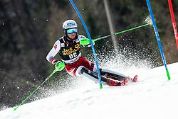 GSTREIN Fabio of Austria during the Audi FIS Alpine Ski World Cup Men's Slalom 58th Vitranc Cup 2019 on March 10, 2019 in Podkoren, Kranjska Gora, Slovenia. Photo by Matic Ritonja / Sportida