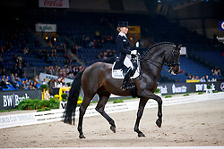 Langehanenberg Helen, GER, Damsey FRH <br /> Stuttgart German Masters 2017<br /> © Hippo Foto - Dirk Caremans<br /> 17/11/17
