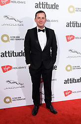 EDITORIAL USE ONLY Scott Mills attends the Virgin Holidays Attitude Awards at the Roundhouse, London.