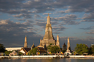 Wat Arun Temple of the Dawn Bangkok Thailand