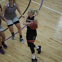 Women's Basketball: Crown College (Minnesota) Storm vs. Bethany Lutheran College Vikings