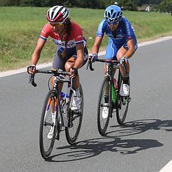 19-07-2016: Wielrennen: Thueringen Rundfahrt vrouwen: Greiz<br />GREIZ (DLD) WIELRENNEN   <br />Anouska Koster