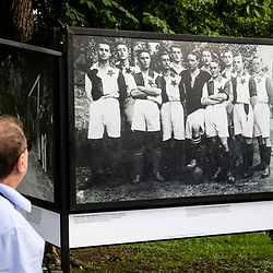 20200518: SLO, Football -  100 years of the Football Association of Slovenia (NZS), Photo Exhibition