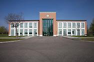 Nosedo, Milano : Impianto di depurazione delle acque reflue. Nosedo Waste Water Treatment plant