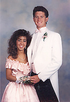 Ocean View High School Class of 1989 print scans from different classmates. For PERSONAL USE ONLY. NO Model Release Available.