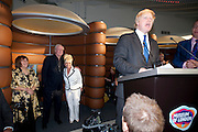 DAME JENNY ABRAMSKY; SIR MICHAEL CAINE; BARBARA WINDSOR; MAYOR BORIS JOHNSON, The Galleries of Modern London launch party at the Museum of London on May 27, 2010 in London. <br /> -DO NOT ARCHIVE-© Copyright Photograph by Dafydd Jones. 248 Clapham Rd. London SW9 0PZ. Tel 0207 820 0771. www.dafjones.com.