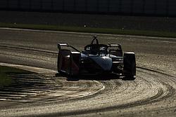 October 17, 2018 - Valencia, Spain - Track action during the Formula E official pre-season test at Circuit Ricardo Tormo in Valencia on October 16, 17, 18 and 19, 2018. (Credit Image: © Xavier Bonilla/NurPhoto via ZUMA Press)