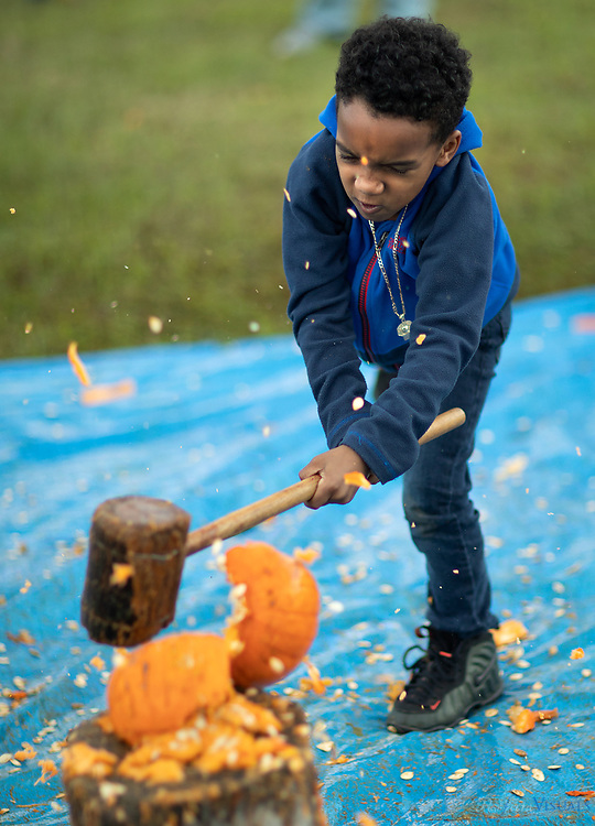 Quaker Lake Pumpkin Festival 2018. Photos may not be printed or published without permission.<br /> <br /> Quaker Lake Camp, Climax, NC<br /> <br /> Documented Saturday October 20, 2018.<br /> <br /> Copyright 2018 <br /> <br /> JERRY WOLFORD  / Perfecta Visuals