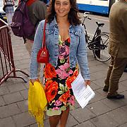Uitreiking Bert Haantra Oeuvreprijs 2004, Esmee de la Bretoniere