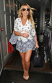 EXCLUSIVE Billie Faiers In The Style Collection London Launch