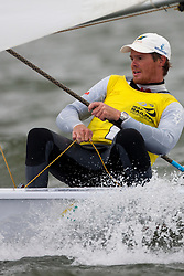 Tom Slingsby, 1st overall, Medal races, May 29th, Delta Lloyd Regatta in Medemblik, The Netherlands (26/30 May 2011).